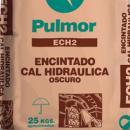 Mortero coloreado de cal hidráulica (encintado oscuro) ECH 2 (palet)