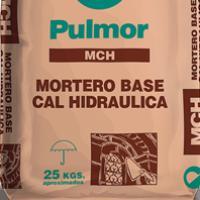 Mortero base de cal hidráulica (enfoscado) MCH (palet)